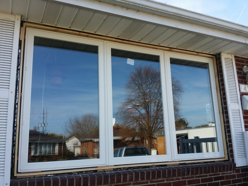 New Frame Window Installation Windsor Ontario