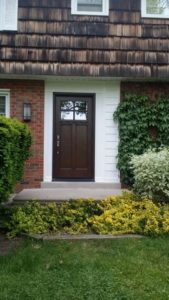 Entry Door Installation in Cambridge